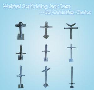 Adjustable Scaffoldding Base Jack/Jack Base (WST145-WSTS156)