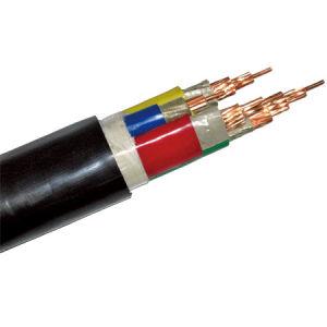 Plastic Insulated Control Cable Kvv Kvvp Kyjv Kvv22