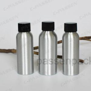 Aluminum E-Liquid Oil Bottle with Black Plastic Screw Cap (PPC-ACB-042) pictures & photos