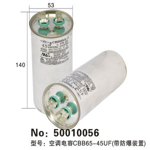 Air Conditioner Capacitor (50010056) pictures & photos
