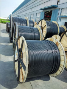 Overhead Bundled XLPE Insulated Low Voltage ABC Cables pictures & photos