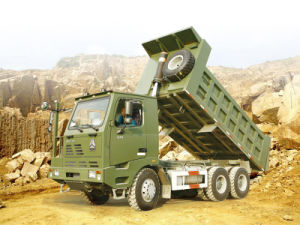 Hot Sale Sinotruk Tipper 25 Ton King Mining Tipper pictures & photos