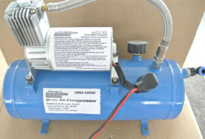 Portable Air Compressor with Tank Blue (LL-305)