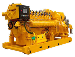 500kw/625kVA Mash Gas Generator Set pictures & photos
