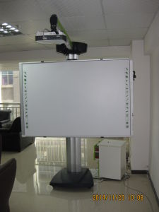 Golden Quality Sliding Whiteboard for TV Screen or Smart Board pictures & photos