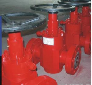 Flange Ending API 6A Gate Valve pictures & photos