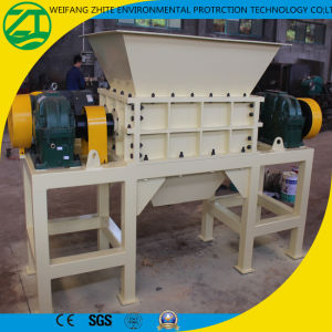Twin Shaft Shredder for Plastic Product, Rubber Product pictures & photos