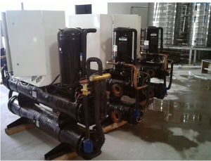 Multifunctional Water Source Heat Pump (Heat Pump 94.5kw, 107kW) pictures & photos