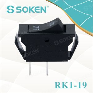 Soken on off Rocker Switch pictures & photos