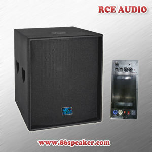 Powered Sub Woofer System PA Speaker PRO Sub Bass 1200W RMS with DSP
