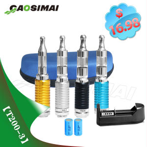 K100 Starter Kit Mechanical Mod Clone Kit T200 on Sale Max Vapor Cigarette