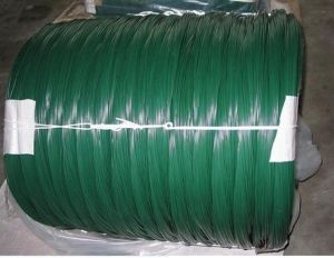China Supplier of PVC Coated Wire in High Quality pictures & photos