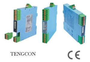 Hot Offer Tengcon Power Supply Isolator Tg6041 with 1input and 1output pictures & photos