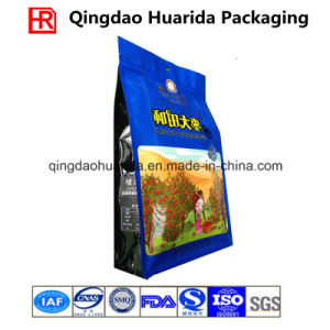 Plastic Food Packing/Packaging Bag with Zip Lock pictures & photos