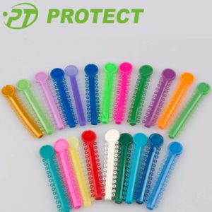 Orthodontics Elastic Ligature Ties Dental Supplier