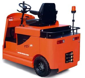 Tri-Wheel Electric Towing Tractor (TBS-30) pictures & photos