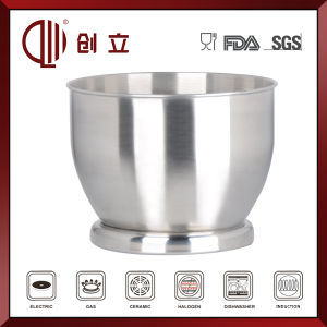 3L Stainless Steel Ice Container with Stand