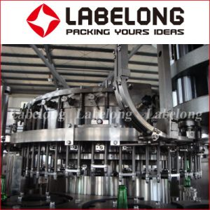 Quality CO2 Drink Filling Machine for Glass Bottle pictures & photos