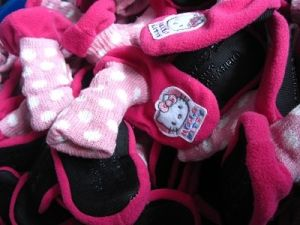 Women Cotton Sleeping Socks pictures & photos