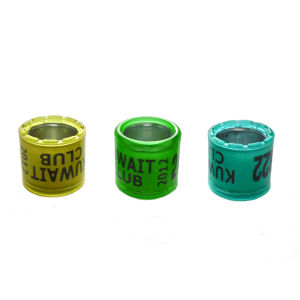 Good Quality Pigeon Ring as Taiwan Pigeon Ring or Custom Pigeon Leg Bands in 2014