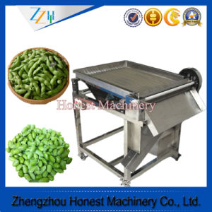 High Quality Green Peas Peeling Machine China Supplier pictures & photos