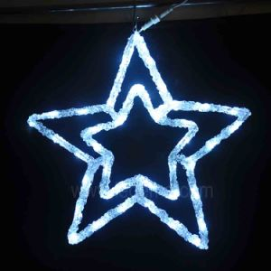 Christmas Decoration LED Star Light (SAL-STAR-1030) pictures & photos