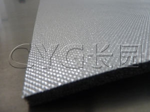 Adhesive Coated (single side) and Al Foil Foam for Building pictures & photos