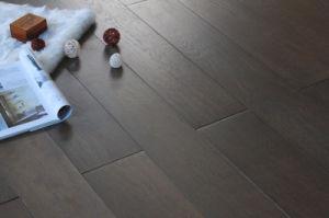 Hardwood Parquet / Oak Wood Flooring Lyst-013 pictures & photos