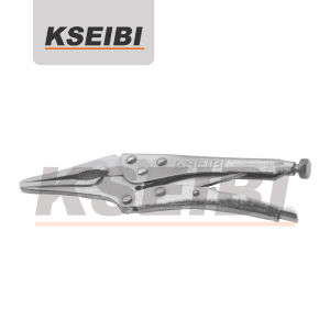 Long Nose Locking Pliers with Wire Cutter Pliers pictures & photos