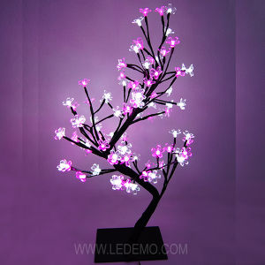 High Quality LED Decoration Mini Tree Light (LDT CW45) pictures & photos
