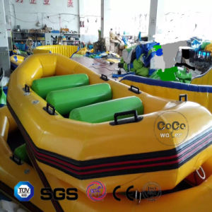 Coco Water Design Inflatable Kayak for Water Game Equipment LG8095