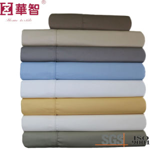 1800 Series Microfiber High Depth Fitted Sheet pictures & photos