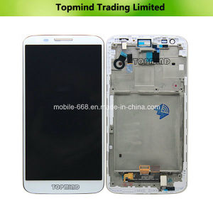 for LG G2 D802 LCD with Digitizer Touch with Front Housing pictures & photos