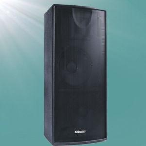 "Dual 15"" 800watts Professional Floorstanding Speaker pictures & photos"