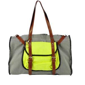 OEM High Quality Ladies Fabric Handbag pictures & photos