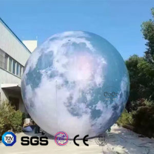 Coco Water Creative Design Inflatable Earth Ball LG9086 pictures & photos