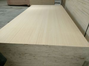Melamine Blockboard for Furniture Use pictures & photos