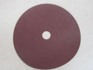 Alumina Fiber Abrasive Disc (SG-102) pictures & photos