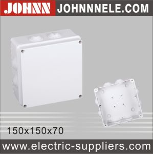 ABS Round Junction Box Plastic Enclosure with CE pictures & photos
