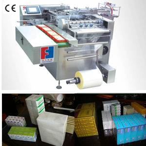 Full Automatic Medcine Box Cellophane Wrapping Machine (FFT) pictures & photos