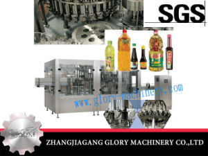 Yogurt Filling Machine in Bottles pictures & photos