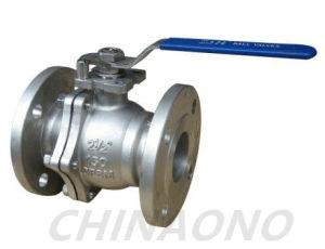 Carbon Steel Hard Seal Ball Valve pictures & photos