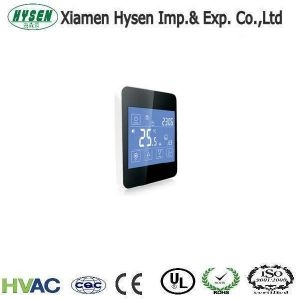Digital Touch Screen Programmable Thermostats with Large Touch Screen for Water Boiler