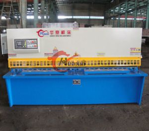 QC12Y 4*3200 Nc Sheet Metal Cutting Machine, Stainless Steel/Carbon Steel Shearing Machine pictures & photos