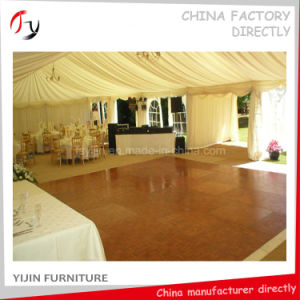 Indoor Festival Event Portable Wooden Dance Floor (DF-28) pictures & photos