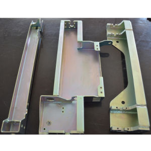 CNC Machinery Part by Welding pictures & photos
