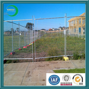 Australian Type Removable Galvanized Temporary Fence pictures & photos