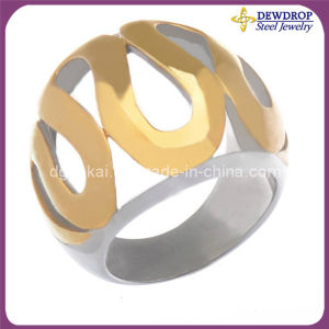 Wholesale Ring, Stainless Steel Silver Ring (SSR4114)