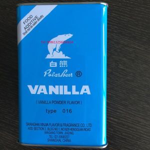 454G Tin Package Vanilla Powder Food Grade pictures & photos