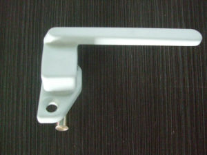 OEM Zinc Die Casting Door Handle with Painting